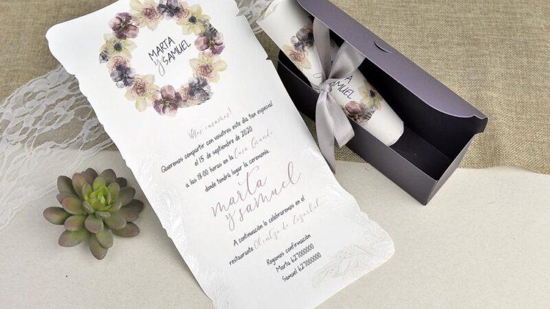 Tu ce stil alegi pentru invitatiile de nunta?